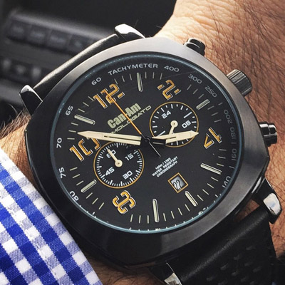 The Can-Am Chronograph
